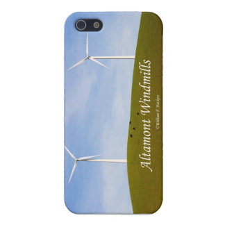 Altamont Windmills California Products iPhone 5 Case