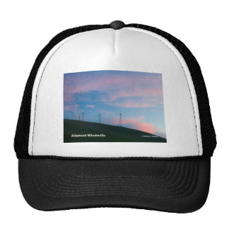 Altamont Windmills California Products Mesh Hat