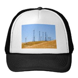 Altamont Windmills California Products Mesh Hats