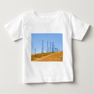 Altamont Windmills California Products Tee Shirt