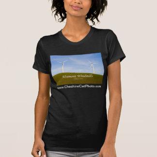 Altamont Windmills California Products Tee Shirts