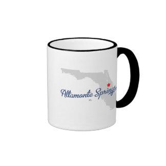 Altamonte Springs Florida FL Shirt Ringer Mug