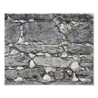 Altan Ha stonework Photograph