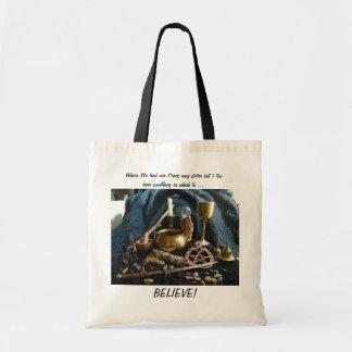 altar 1 tote bags