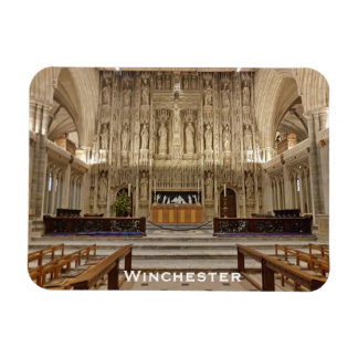 Altar - Cathedral of Winchester Magnet
