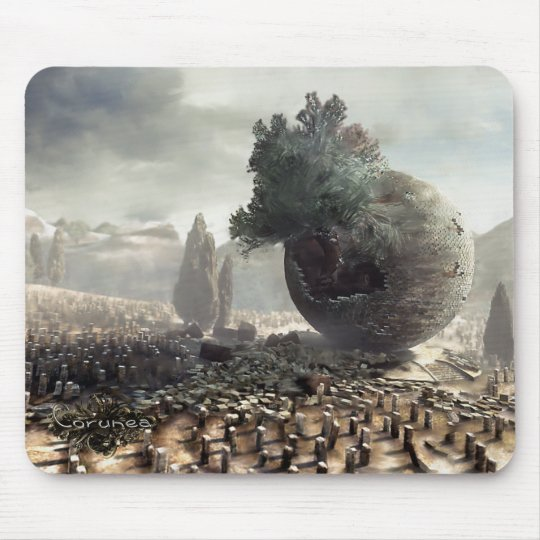 Altar of Birth Mouse Mat