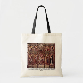 Altar Of San Domenico At Ascoli Polyptych Overview Bag