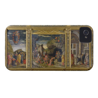 Altarpiece depicting the Ascension, the Adoration Case-Mate iPhone 4 Case