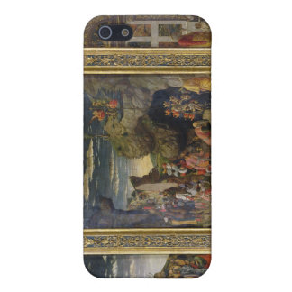 Altarpiece depicting the Ascension, the Adoration iPhone 5/5S Case