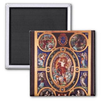 Altarpiece of Sainte-Chapelle Magnet