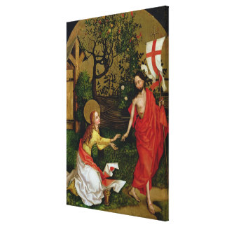 Altarpiece of the Dominicans Canvas Print