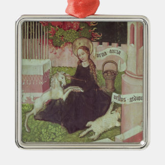 Altarpiece of the Dominicans Christmas Ornament