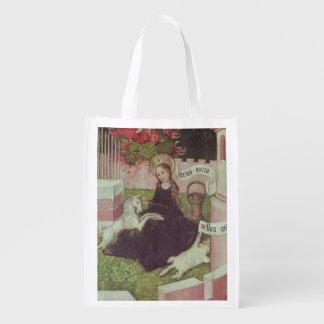 Altarpiece of the Dominicans Reusable Grocery Bag