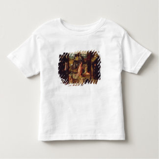 Altarpiece of the Hermits (oil on panel) Toddler T-Shirt