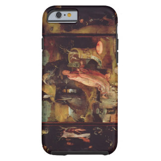 Altarpiece of the Hermits (oil on panel) Tough iPhone 6 Case