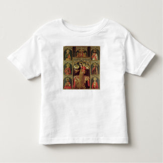 Altarpiece of the Virgin of the Rosary, c.1500 Toddler T-Shirt