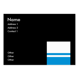 Altay Business Card Template