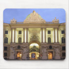 Alte Hofburg at night in Vienna photo Mouse Mat