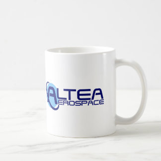 Altea Aerospace Classic White Coffee Mug