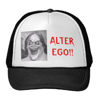 ALTER EGO!! HATS