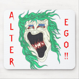ALTER EGO MOUSE PAD