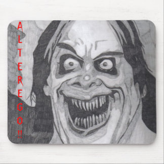 ALTER EGO MOUSE PADS