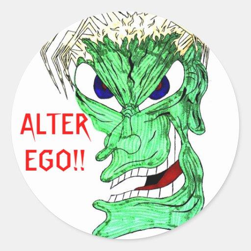 ALTER EGO!! STICKER