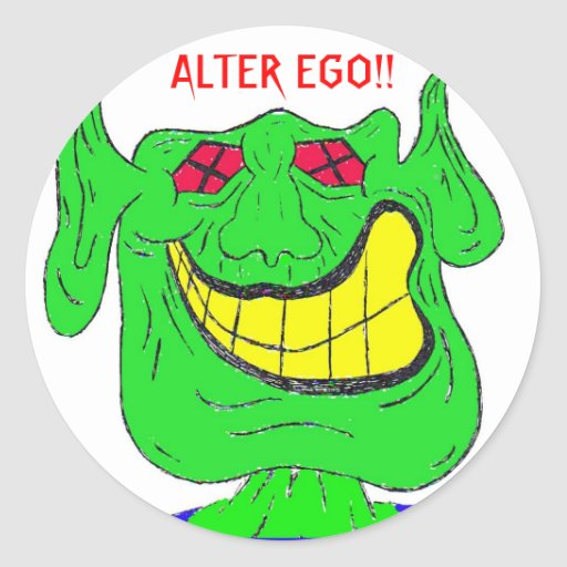 ALTER EGO!! STICKERS