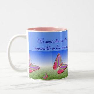 alter our lives mug