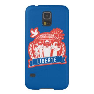ALTERMONDIALISME LIBERTÉ/FREEDOM - FRANCE GALAXY S5 COVER