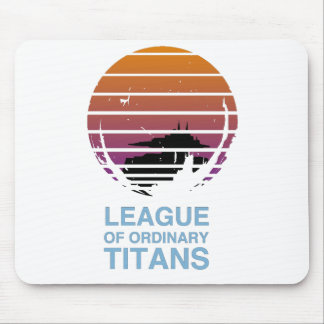 Alternate League Mousepad