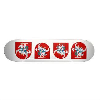 Alternate  Lithuania, Lithuania Skateboard Deck