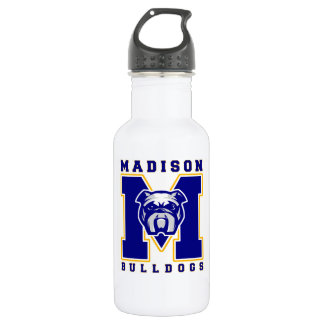 Alternate Logo White Water Bottle 532 Ml Water Bottle