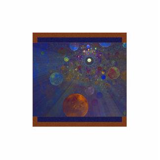 Alternate Universe Abstract Art Photo Sculpture Decoration