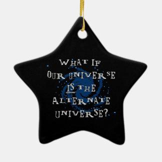 Alternate Universe Christmas Ornament