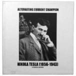 Alternating Current Champion Nikola Tesla