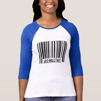 altERNATIVE barcode t-shirt