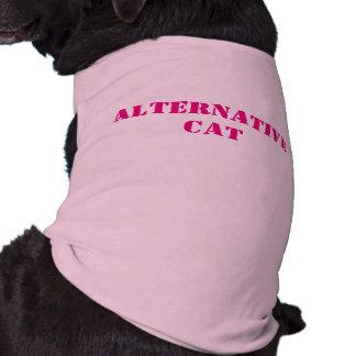 Alternative Cat Sleeveless Dog Shirt
