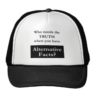 Alternative Facts Hat