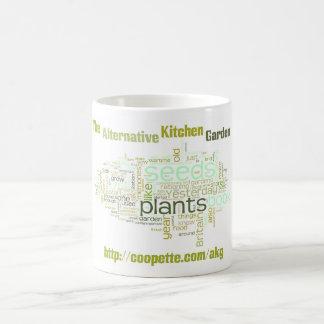 Alternative Kitchen Garden 1 Basic White Mug