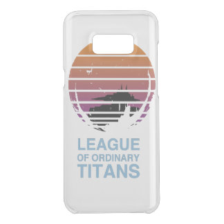 Alternative Logo Clear Case