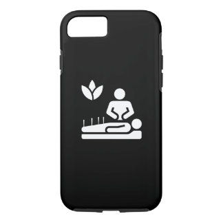 Alternative Medicine Pictogram iPhone 7 Case