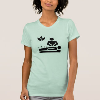 Alternative Medicine Pictogram T-Shirt