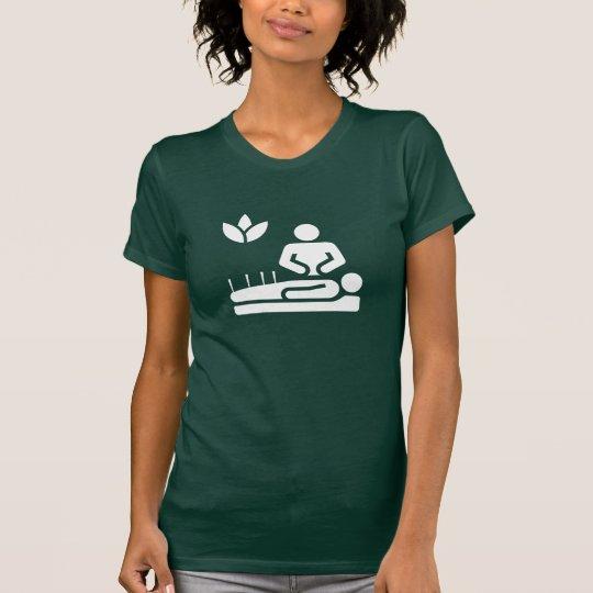 Alternative Medicine Pictogram T-Shirt