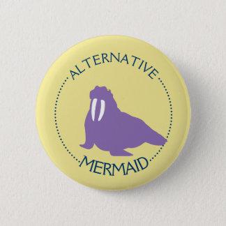 Alternative Mermaid 6 Cm Round Badge
