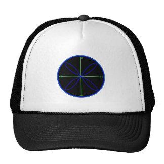 Alternative Peace Symbol Cap