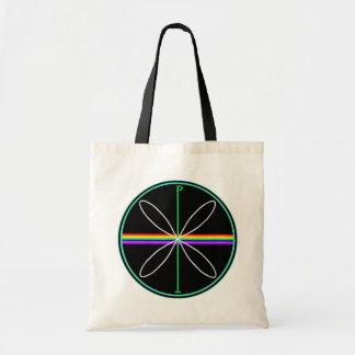 Alternative Peace Symbol Tote Bag