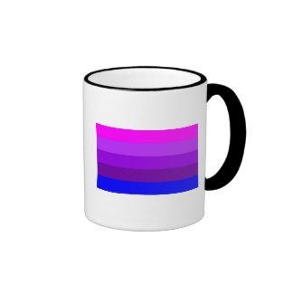 Alternative Transgender Pride Flag Ringer Mug