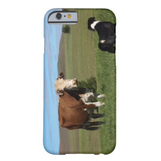 Although Cows and dogs are from different Barely There iPhone 6 Case