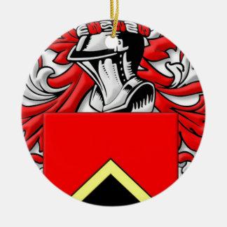 Altman Coat of Arms Christmas Tree Ornaments